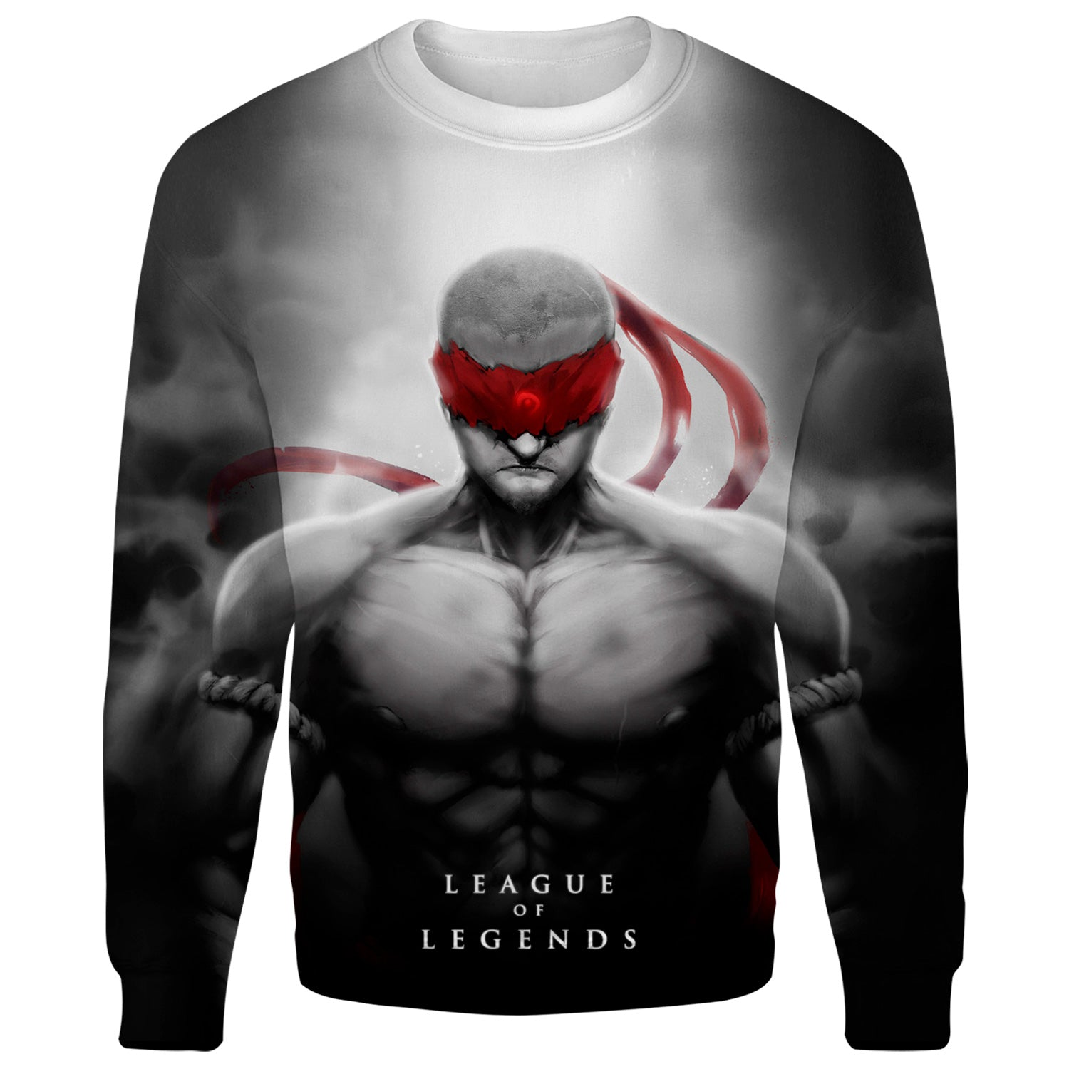 Lee Sin League of Legends 3D Full Printing