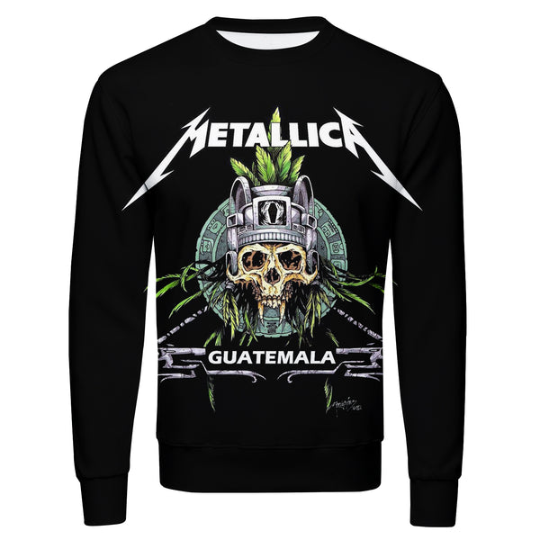 Metallica Limited Edition Hoodies & Tees