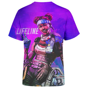 Lifeline Apex Legends 3D Full Printing