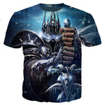 The Lich King Warcraft 3D Full Printing