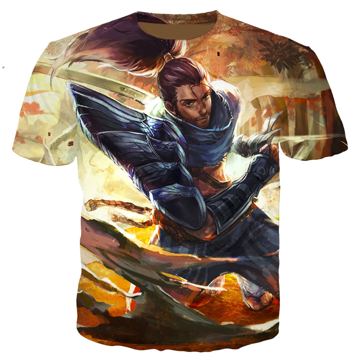 Yasuo League of Legends 3D Full Printing