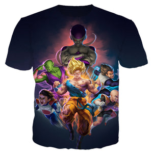 T-Shirt, Dragon ball Z