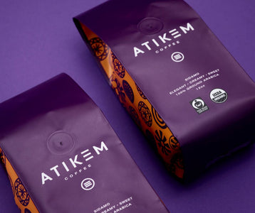 ATIKEM Coffee (Ground) 12oz (2x Pack - US Only)
