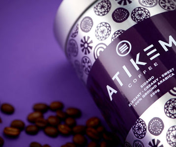 ATIKEM Coffee (Ground) Limited Edition 250g Tin