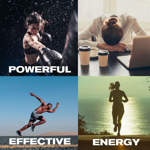 Image of Power Pack: Caffeine + Moringa Supplement & Organic Coffee