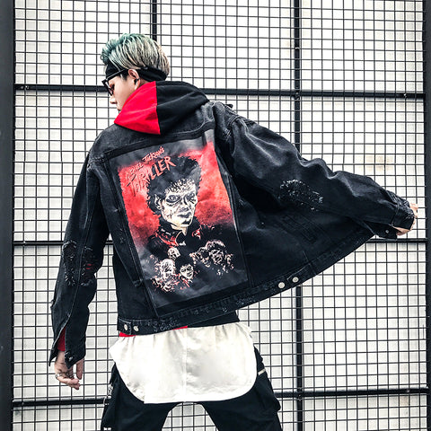 THRILLER DENIM JACKET