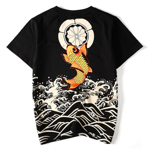 TATTOO FISH T-SHIRT