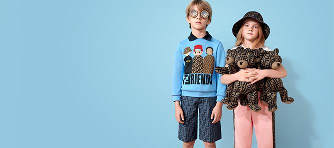 FENDI Kids - The Story