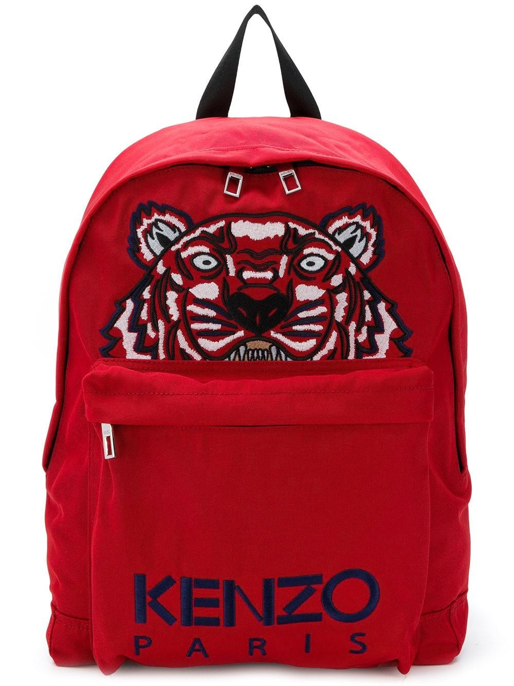 Kenzo Large Canvas Tiger Rucksack Red | Maison De Fashion