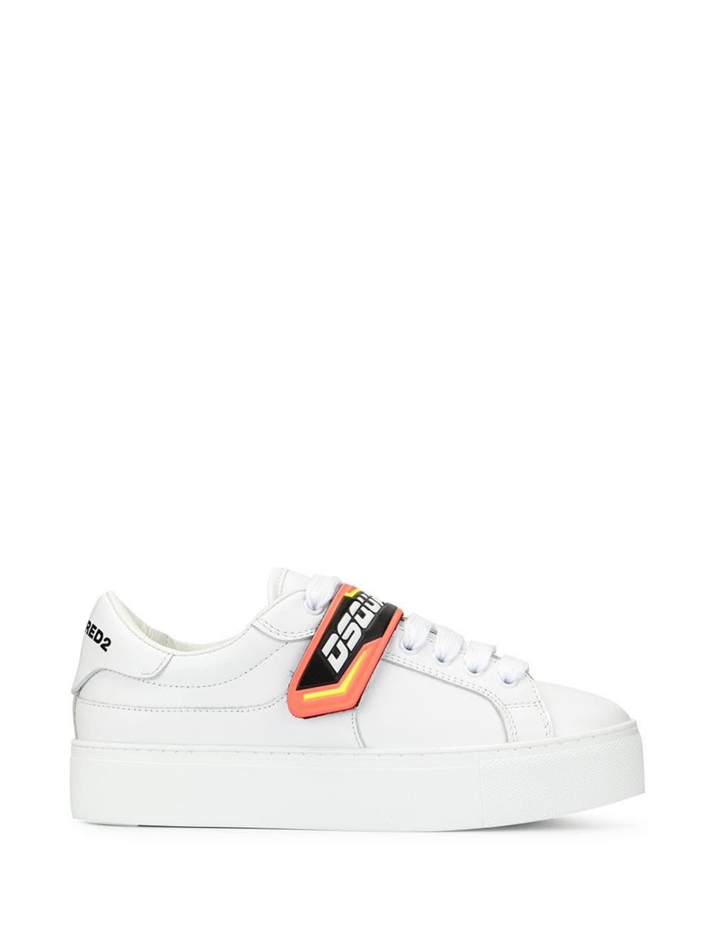 DSQUARED2 Women's Strap Sneaker | Maison De Fashion