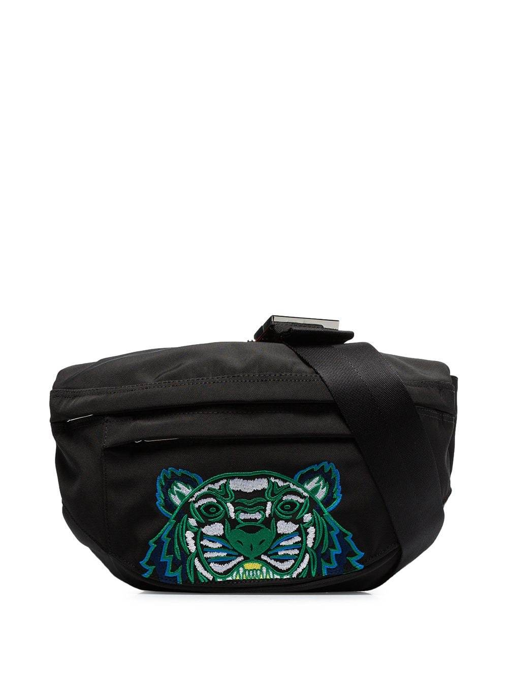 Kenzo Tiger Canvas Bum Bag | Maison De Fashion