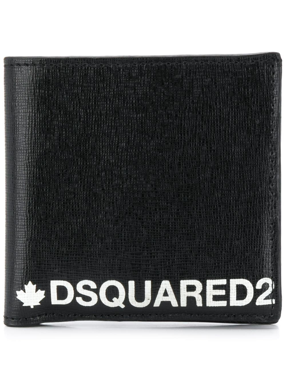 DSQUARED2 Logo Wallet | MAISONDEFASHION.COM