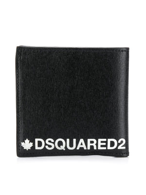 DSQUARED2 Logo Wallet | Maison De Fashion