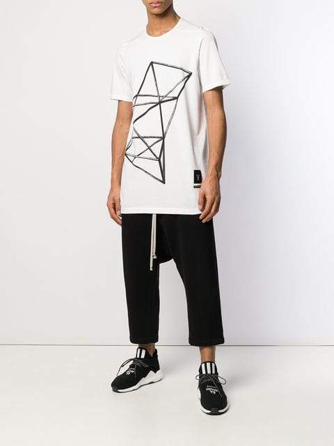 Rick Owens DRKSHDW Illustrated T-shirt | Maison De Fashion