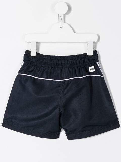Boss Kids Track Shorts | MAISONDEFASHION.COM