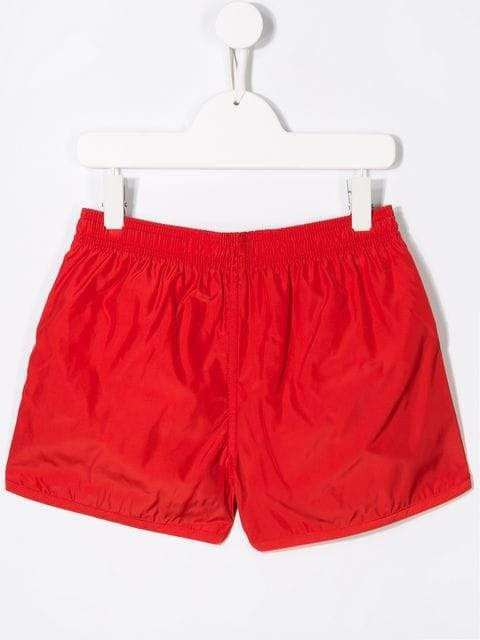 Neil Barrett Logo Swim Shorts | Neil Barrett Kids
