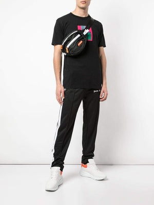 MARCELO BURLON COUNTY OF MILAN printed floppy T-shirt | Marcelo Burlon