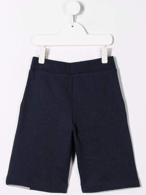 LANVIN ENFANT TEENS Navy Shorts | Lanvin Kids