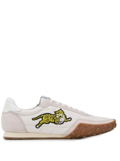 Kenzo Move Sneaker White - Maison De Fashion