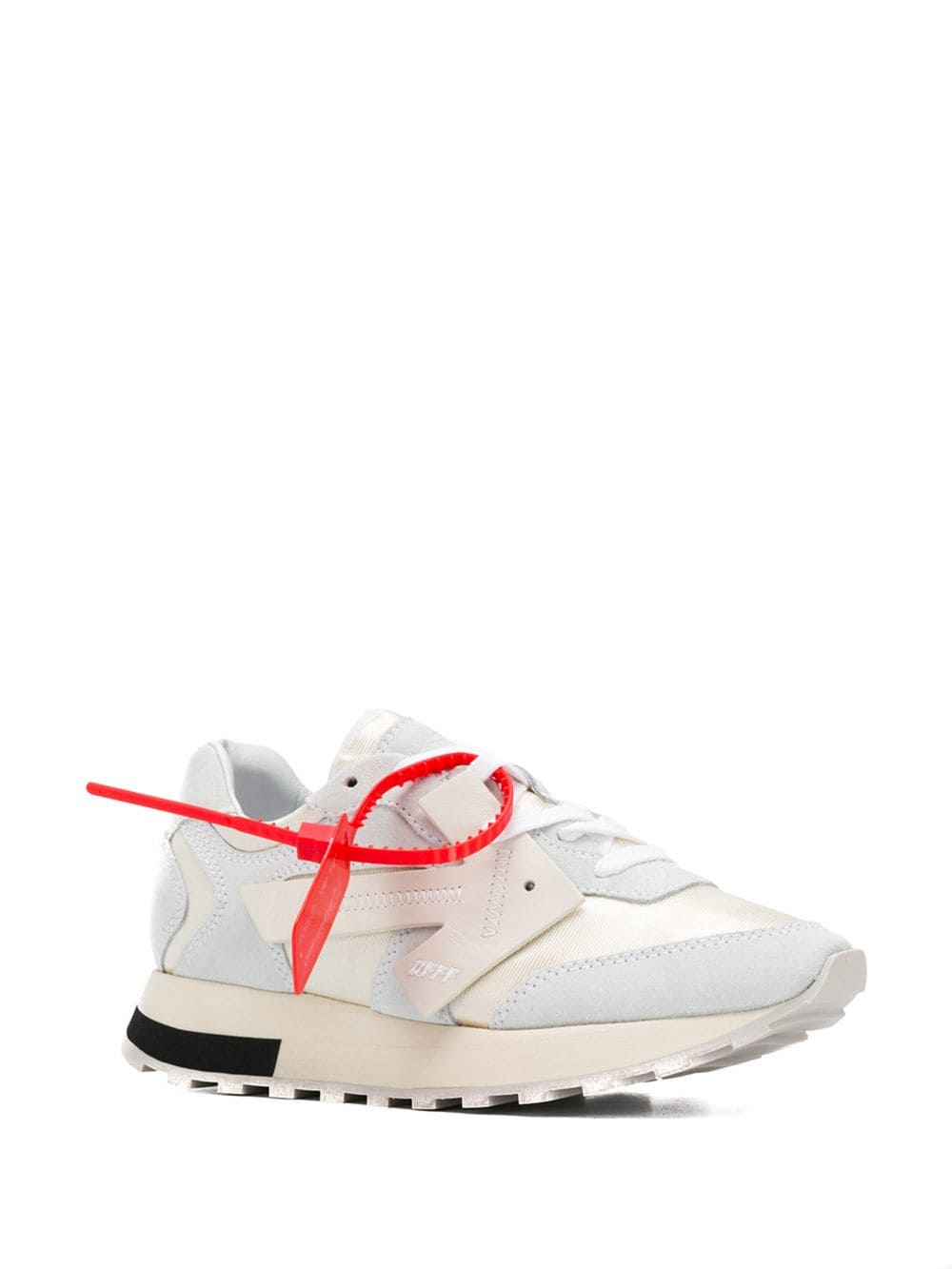 Off-White Women's Runner Sneakers | MAISONDEFASHION.COM