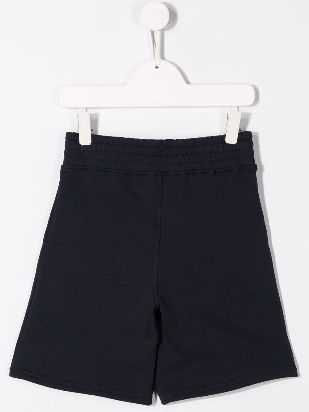 NEIL BARRETT KIDS logo print track shorts | Neil Barrett Kids