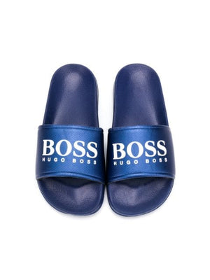 Boss Kids Logo Sliders | HUGO BOSS KIDS