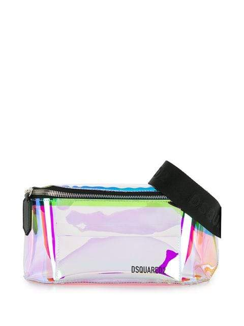 DSQUARED2 iridescent belt bag | Maison De Fashion