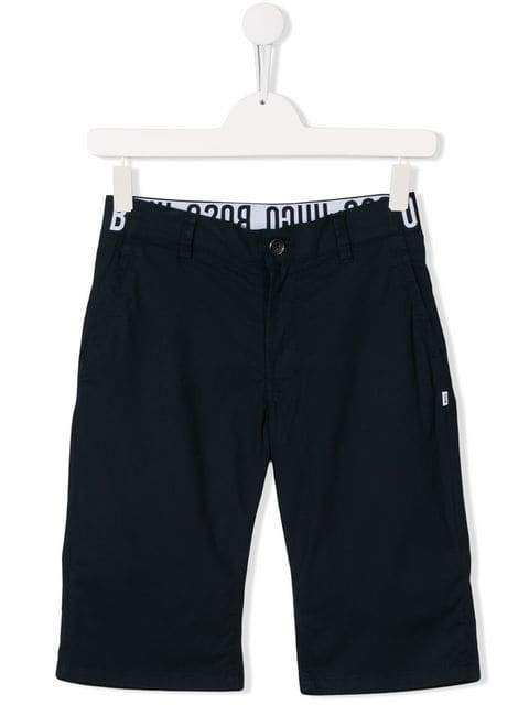 Kids Hugo Boss Shorts Navy | HUGO BOSS KIDS