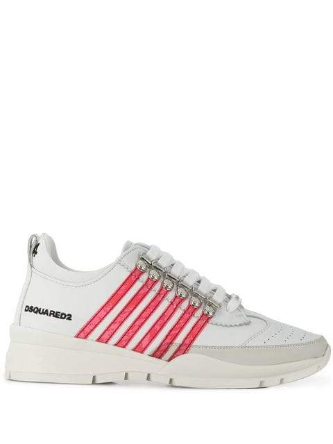 Dsquared2 Women's Lace up Sneaker | Maison De Fashion