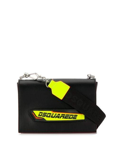 DSQUARED2 Logo Clutch Bag | Maison De Fashion