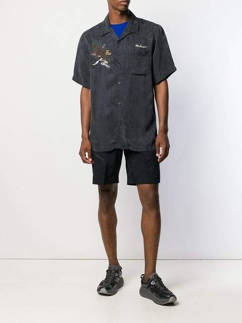 Maharishi Embroided Summer Shirt | Maharishi