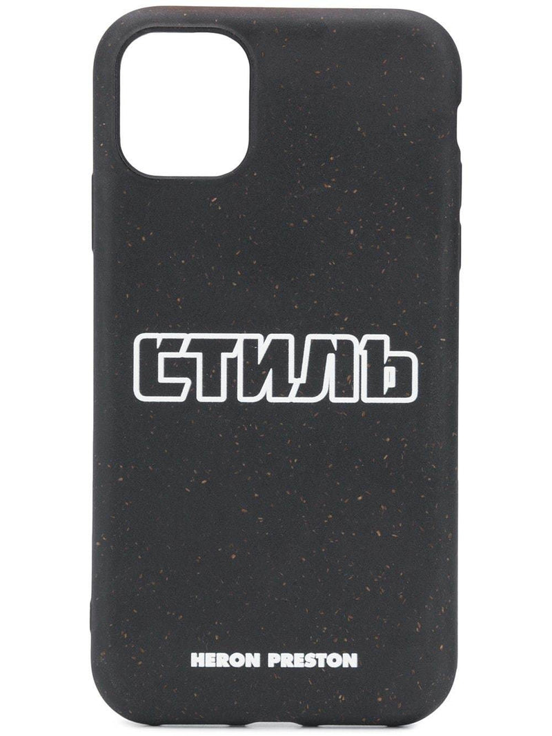 HERON PRESTON Logo iPhone 11 Phone Case