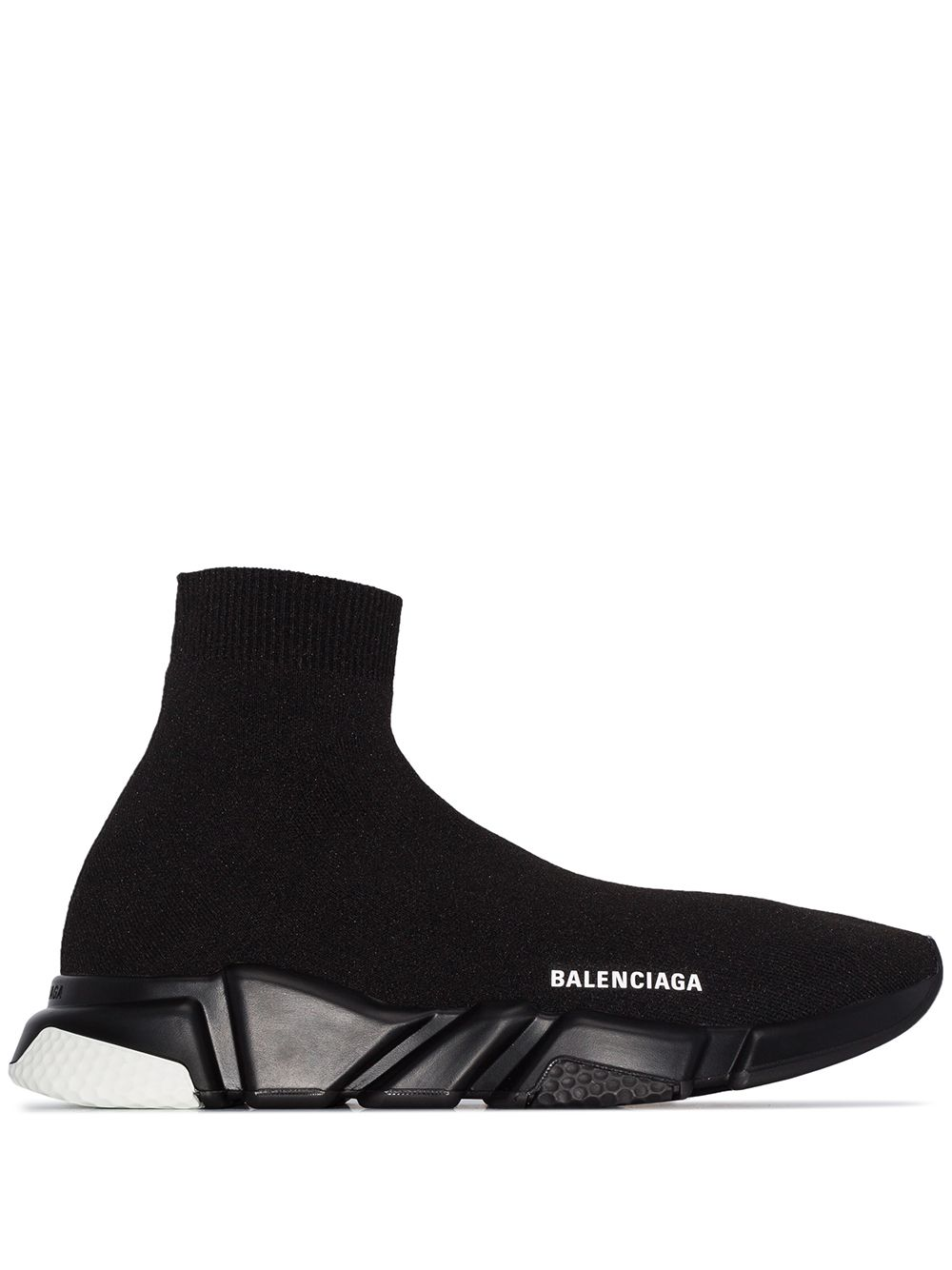 BALENCIAGA speed trainers black