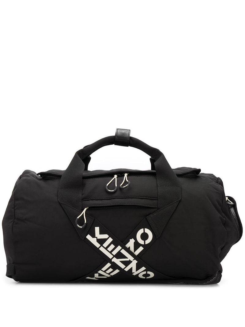 Kenzo Sport Big X Travel Backpack Black