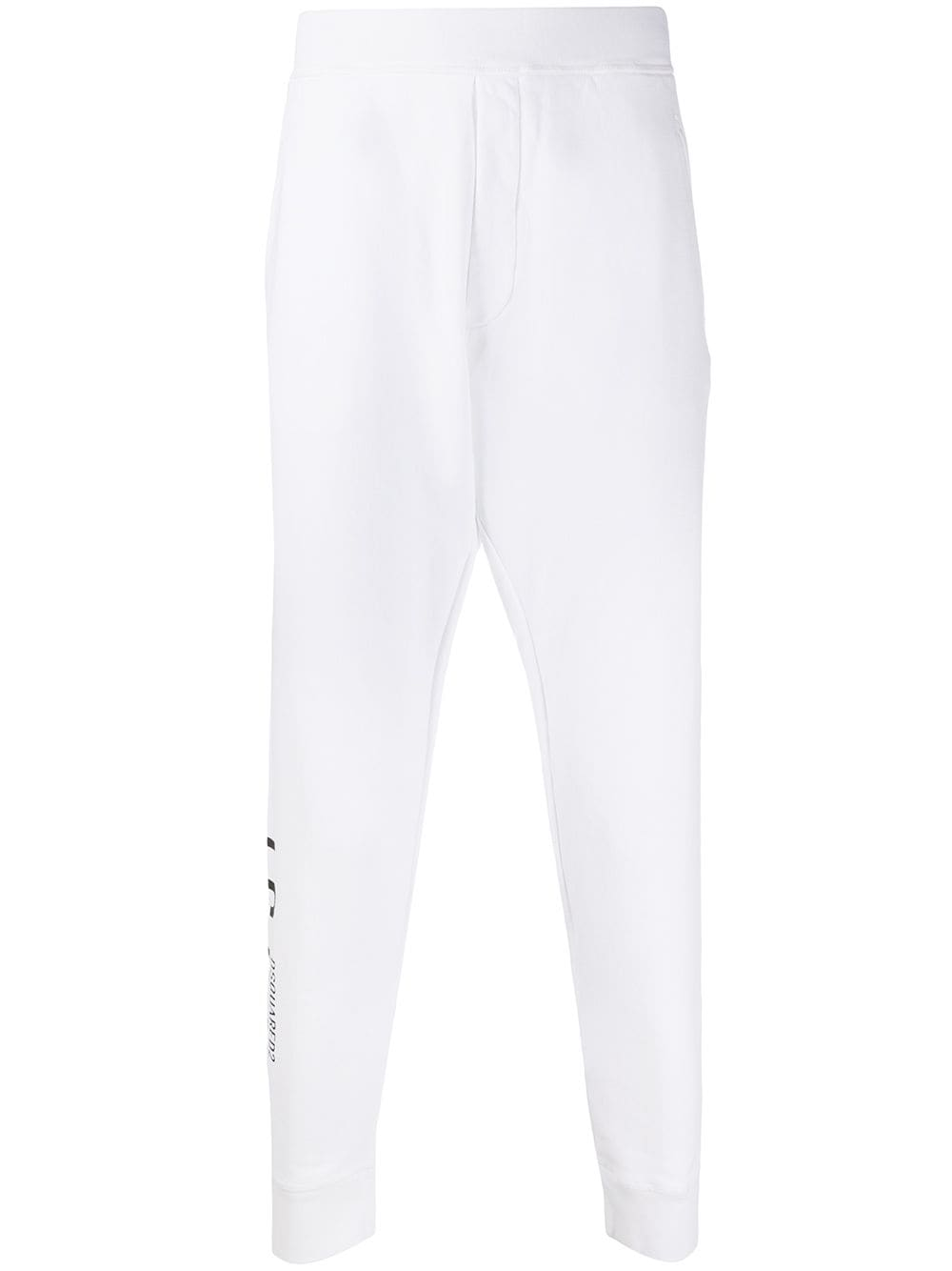 DSQUARED2 Icon Logo Track Pants White