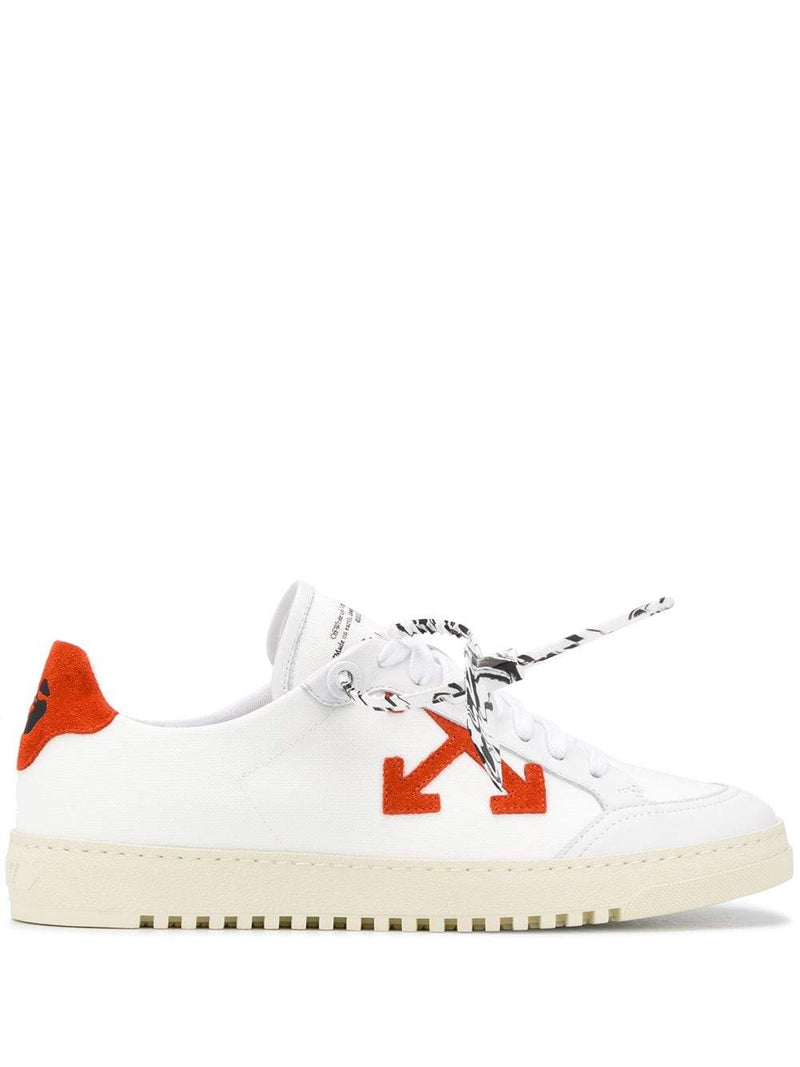 OFF-WHITE 2.0 Sneaker White/Orange
