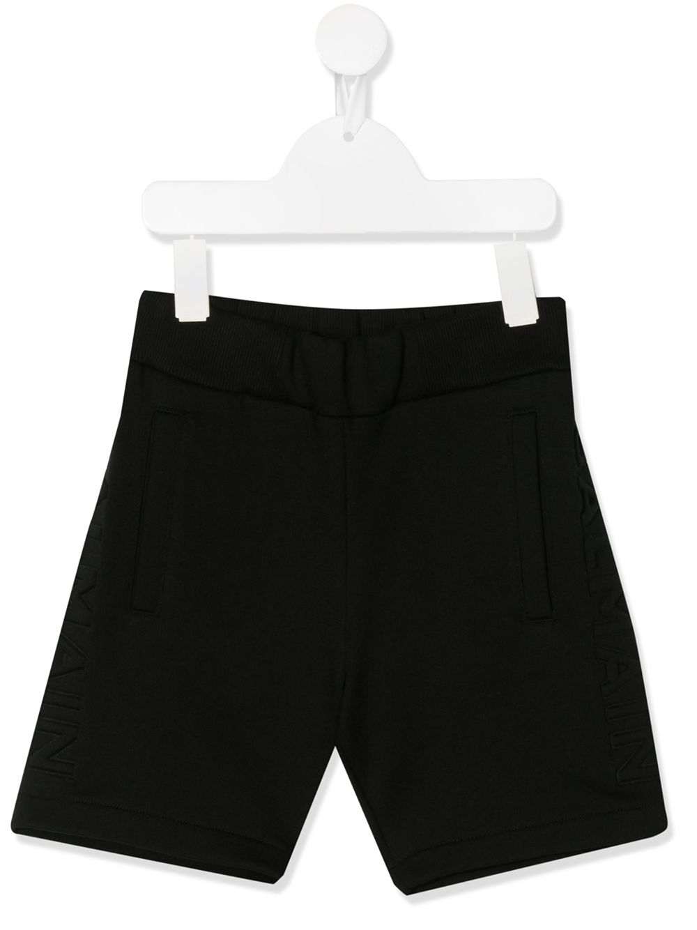 BALMAIN KIDS tailored shorts black - Maison De Fashion