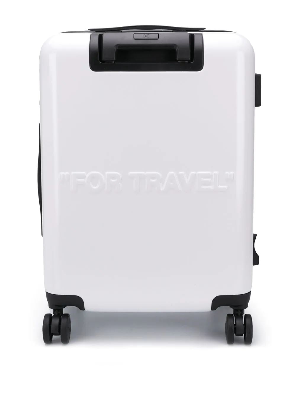 OFF-WHITE arrow suitcase - Maison De Fashion
