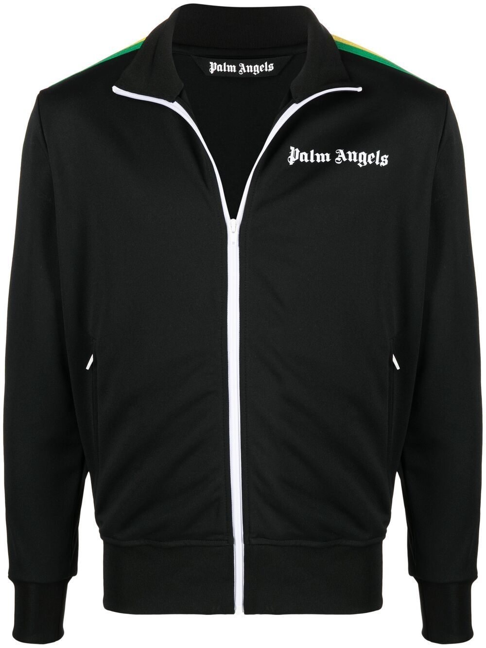 PALM ANGELS Exodus Track Jacket Black