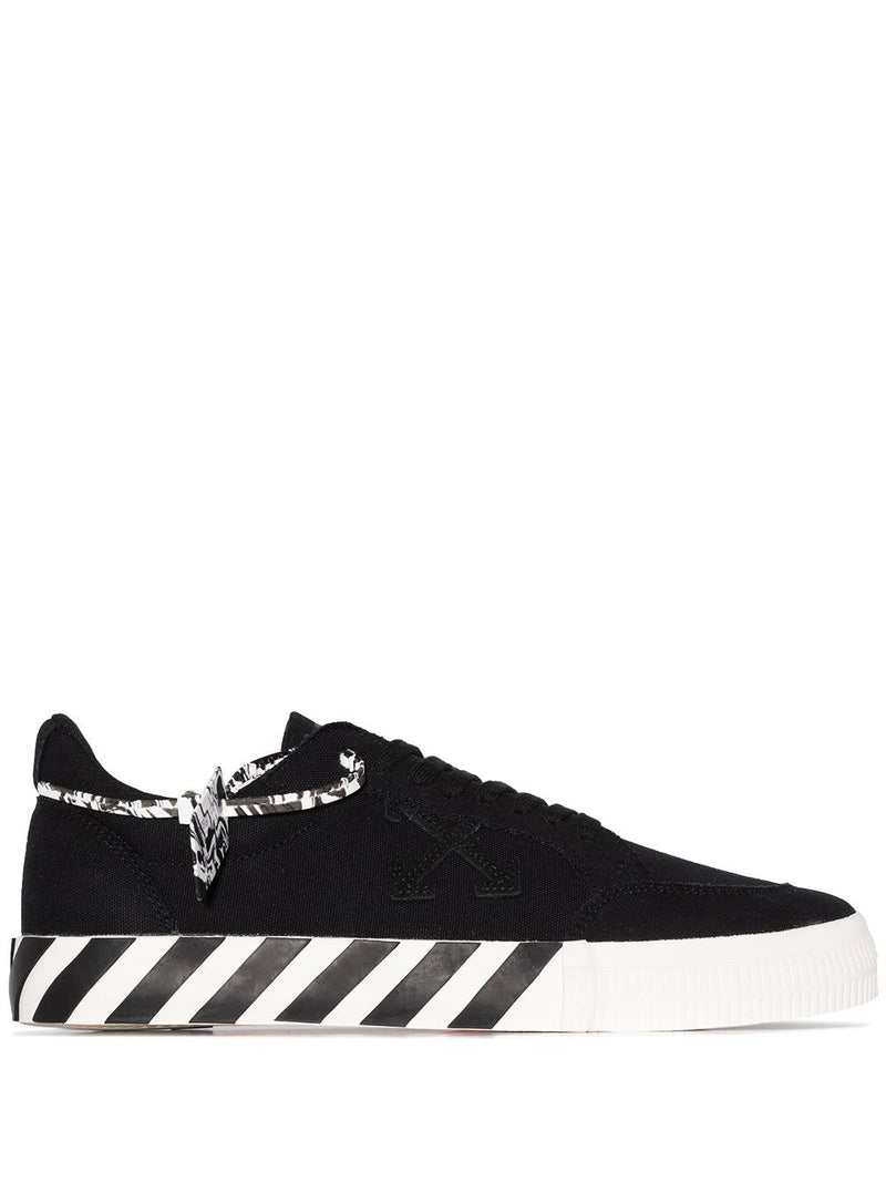 OFF-WHITE low vulcanized black/black