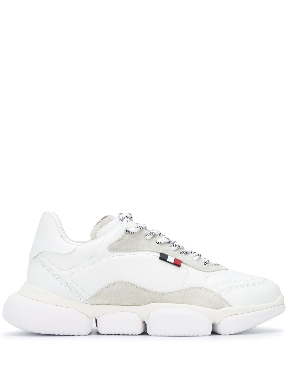 MONCLER Bubble 2 Sneaker White - Maison De Fashion