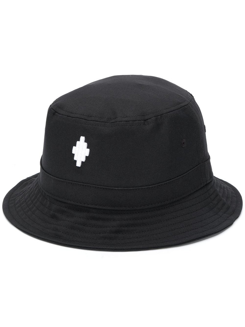 MARCELO BURLON Logo Bucket Hat
