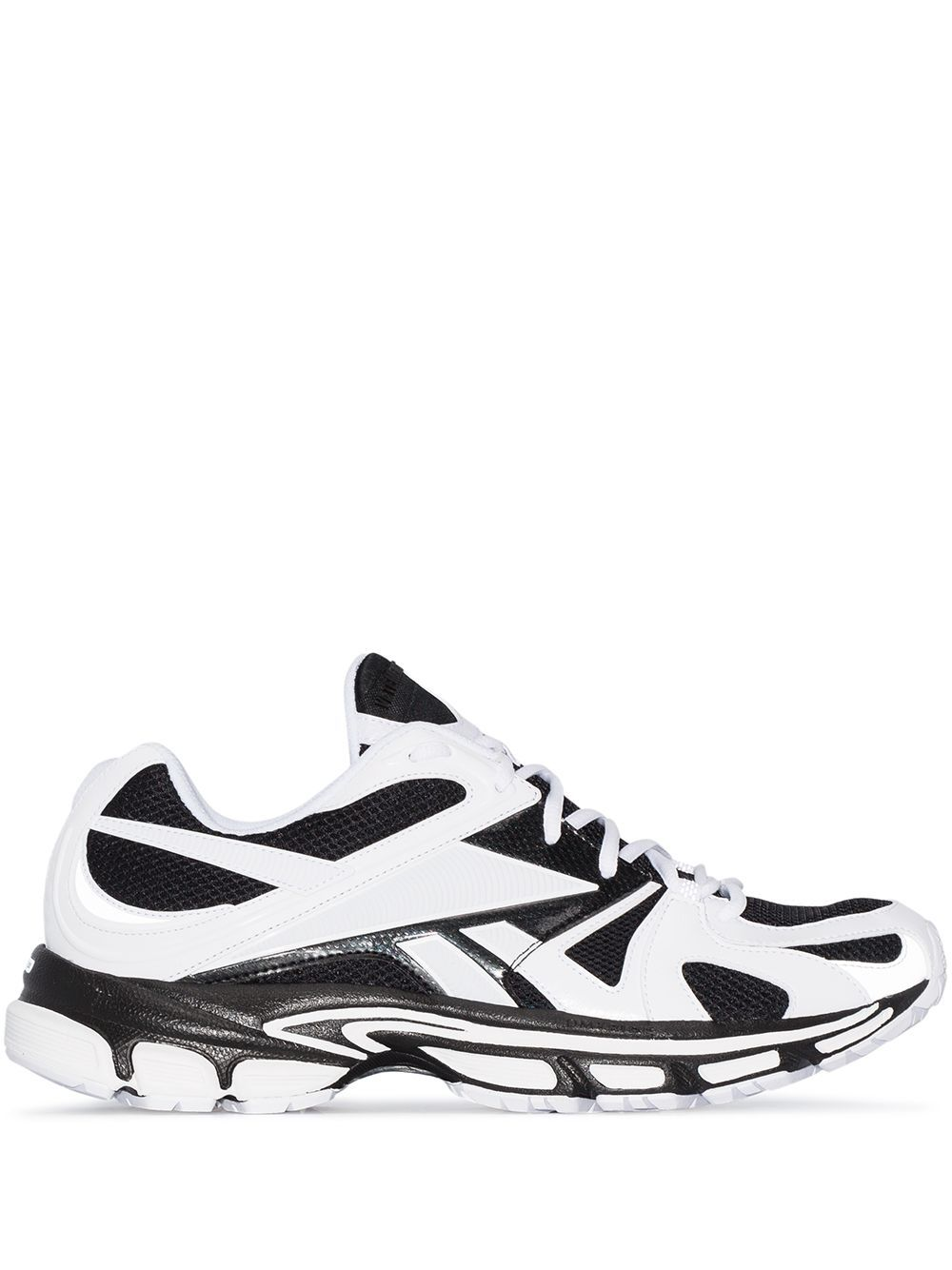 VETEMENTS Spike 200 sneakers white/black - Maison De Fashion
