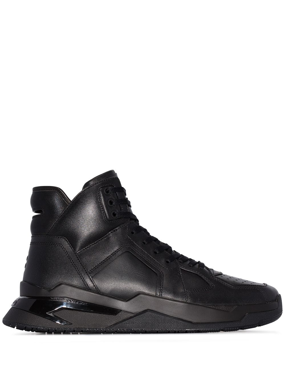 Balmain B-BALL sneakers black - Maison De Fashion