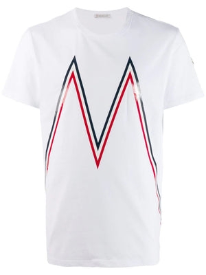 Moncler logo printed T-shirt - Maison De Fashion