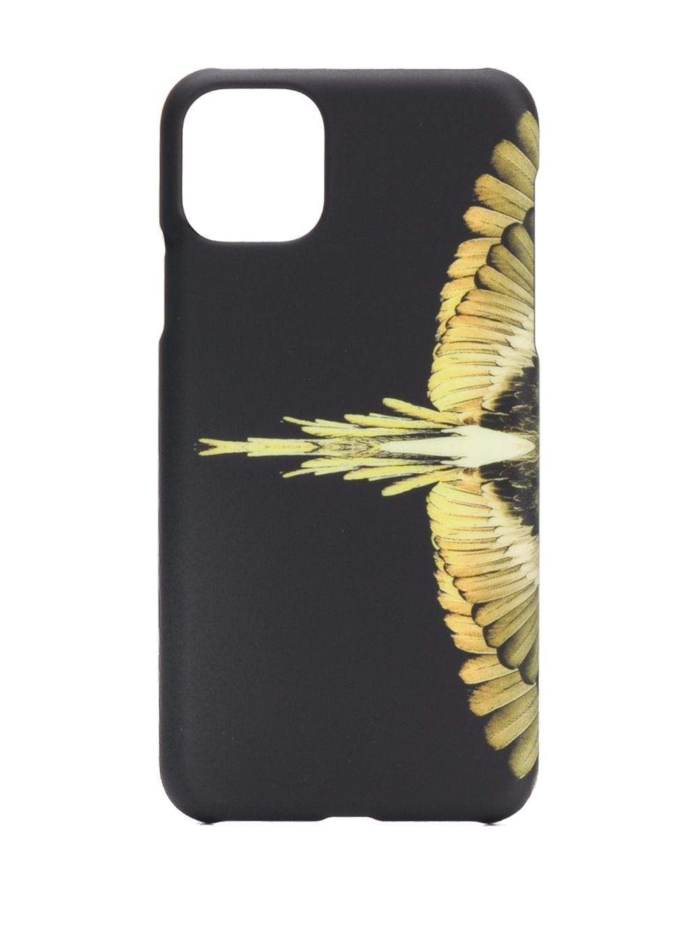 MARCELO BURLON Wings Print iPhone 11 Case - Maison De Fashion