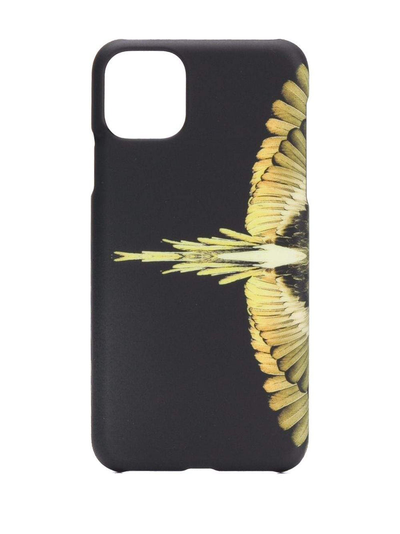 MARCELO BURLON Wings Print iPhone 11 Case