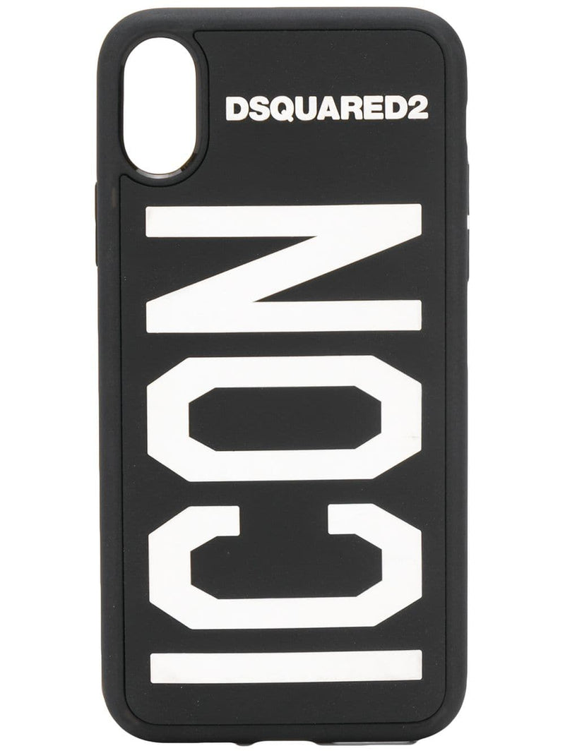 DSQUARED2 iPhone X Icon case