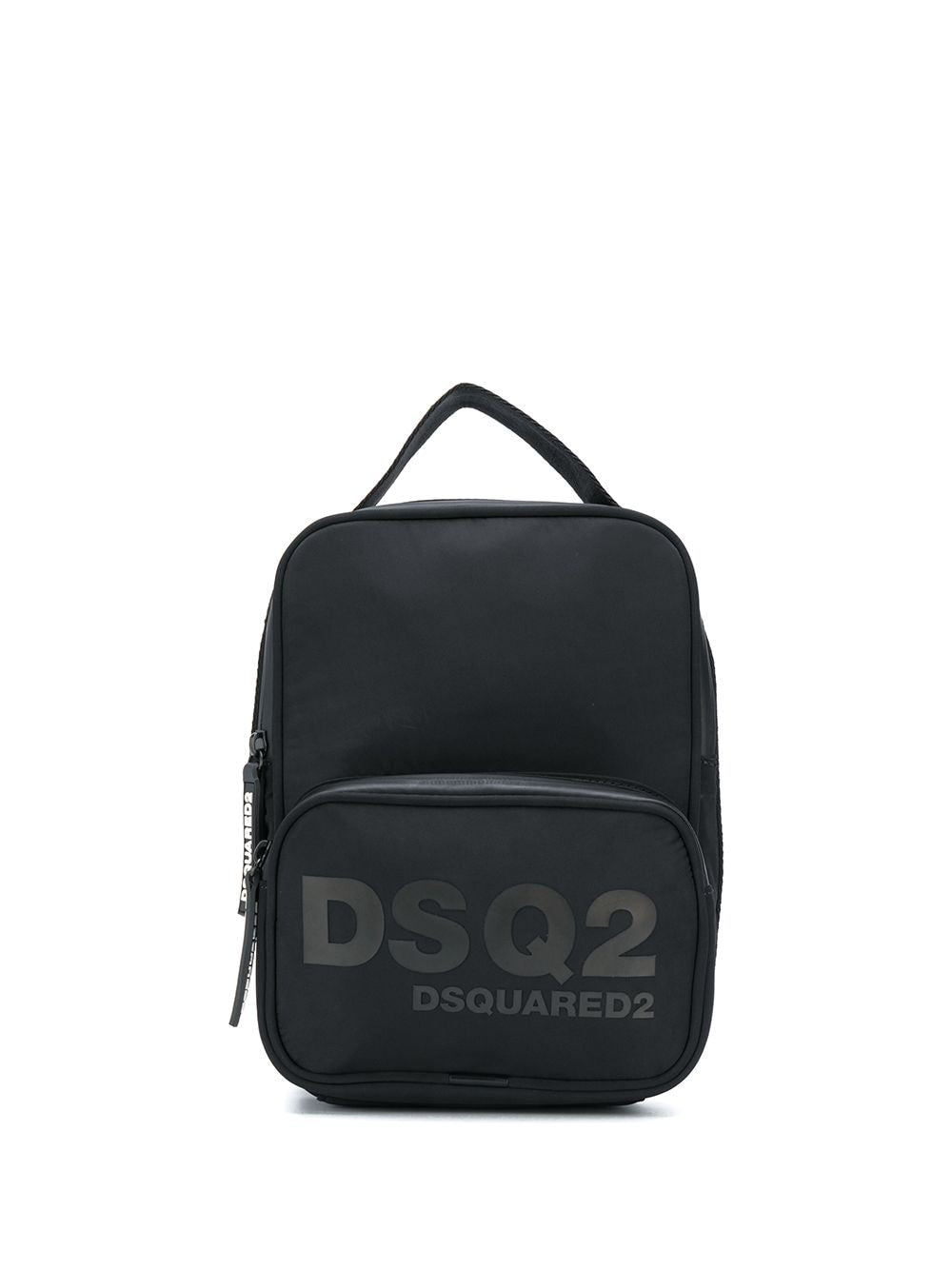 DSQUARED2 'DSQ2' Logo Crossbody Bag Black