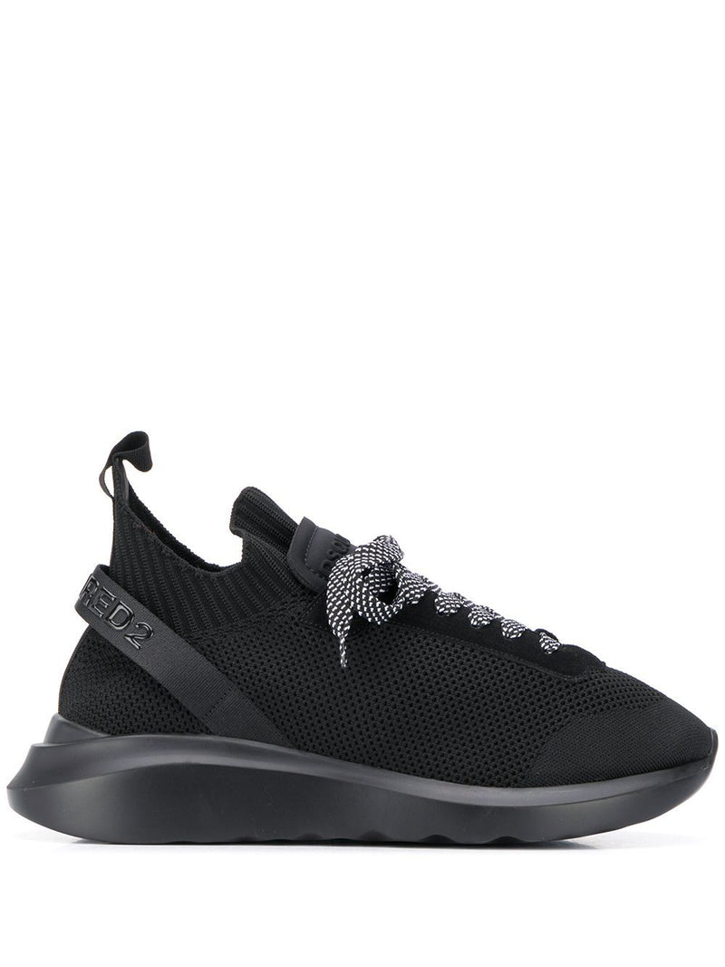 DSQUARED2 Speedster Sock Sneakers Black